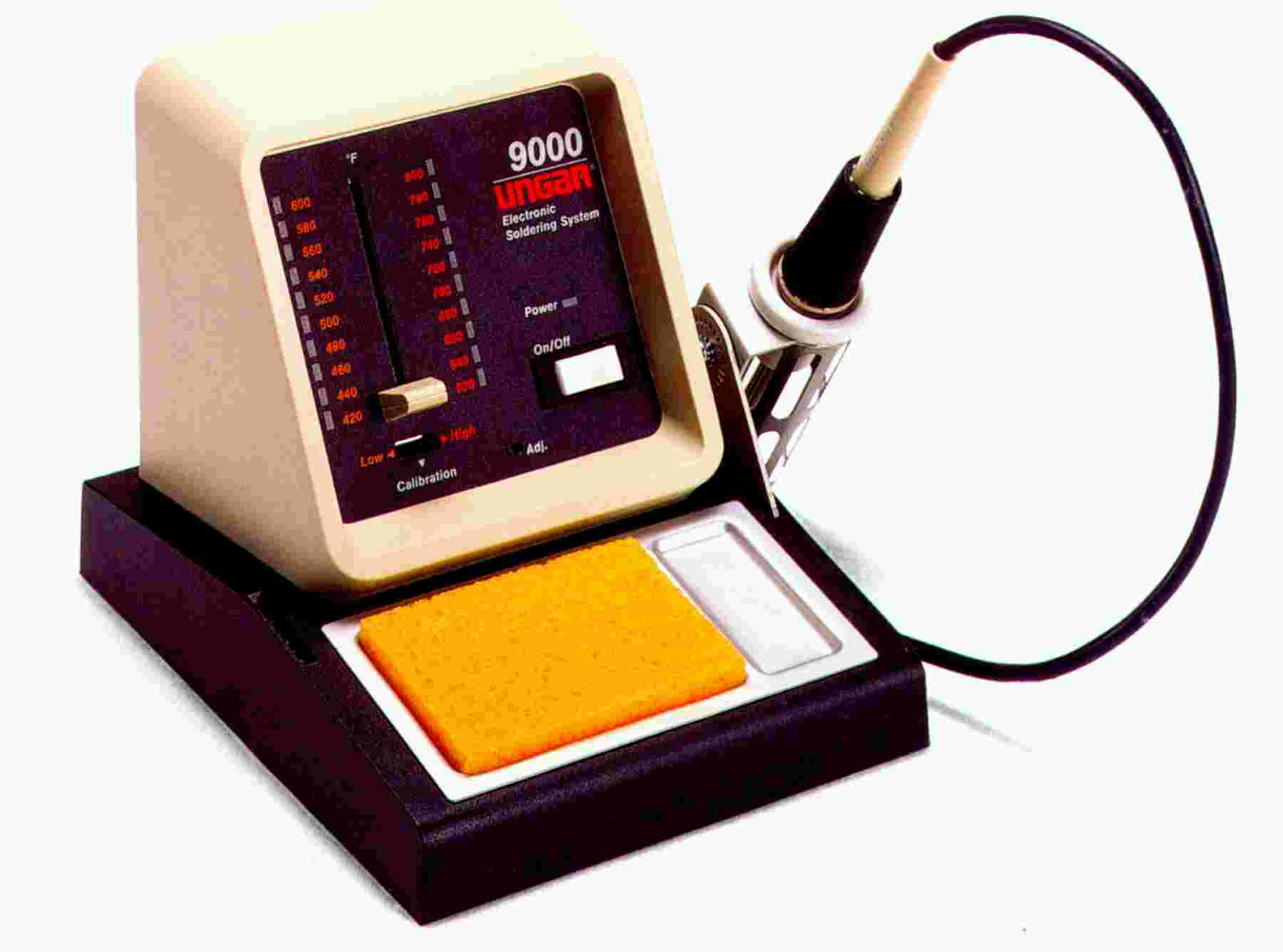 Soldering Stations Weller Wlc 100 Temperature Controlled Station Ungar Electronic System Esd Safe